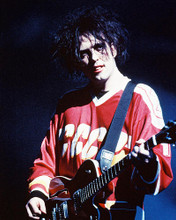 This is an image of Photograph & Poster of The Cure 232186