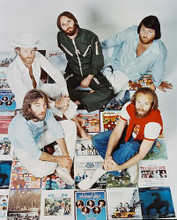 This is an image of Photograph & Poster of The Beach Boys 234476