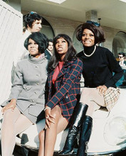 This is an image of Photograph & Poster of The Supremes 242730