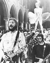 This is an image of Photograph & Poster of Eric Clapton & Pete Townshend 171746