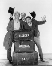 This is an image of Photograph & Poster of The Marx Brothers 178484