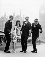 This is an image of Photograph & Poster of The Seekers 178521