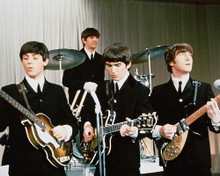 This is an image of Photograph & Poster of The Beatles 216429