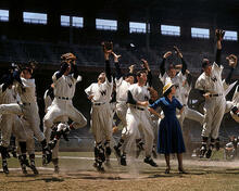 This is an image of Photograph & Poster of Damn Yankees 283284
