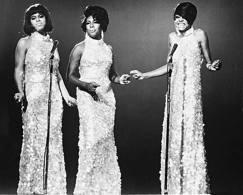 This is an image of Photograph & Poster of The Supremes 170575