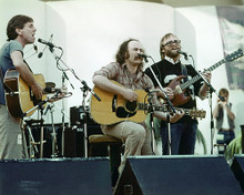 This is an image of Photograph & Poster of Crosby, Stills and Nash 232184
