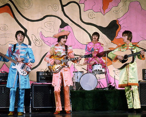 This is an image of Photograph & Poster of The Beatles 292944