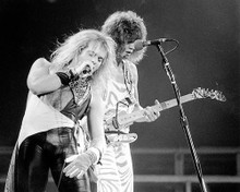 This is an image of Photograph & Poster of Van Halen 100267