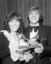 This is an image of Photograph & Poster of The Carpenters 100845