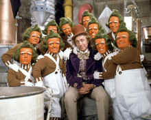This is an image of Photograph & Poster of Willy Wonka and the Chocolate Factory 298318