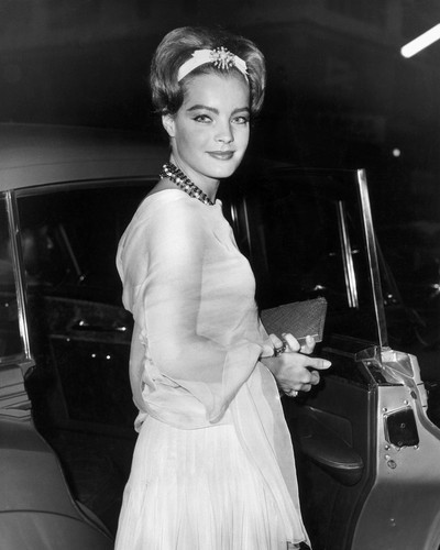 This is an image of Photograph & Poster of Romy Schneider 102976