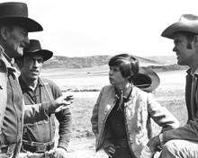 This is an image of Photograph & Poster of True Grit 1969 102985