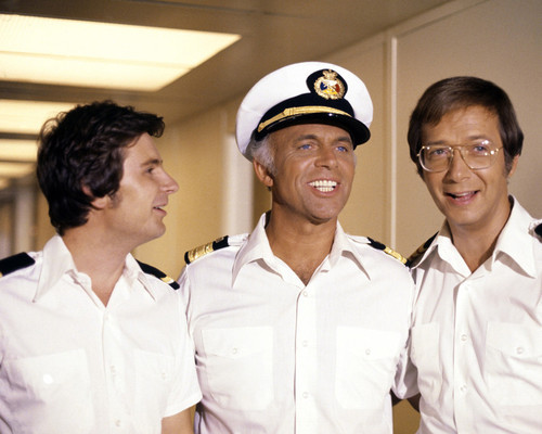 This is an image of Photograph & Poster of The Love Boat 298413