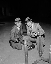 This is an image of Photograph & Poster of The Untouchables Tv 103041