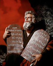 This is an image of Photograph & Poster of Charlton Heston 298526