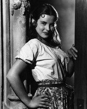 This is an image of Photograph & Poster of Jean Peters 103120