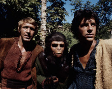 This is an image of Photograph & Poster of Planet of the Apes (tv) 298507