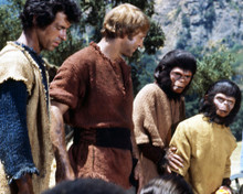 This is an image of Photograph & Poster of Planet of the Apes (tv) 298513