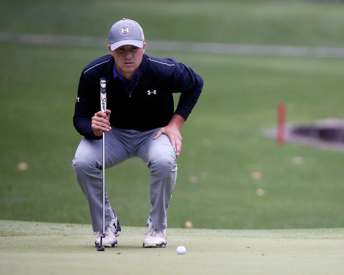 This is an image of Prints & Posters of Jordan Spieth 298644