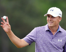 This is an image of Prints & Posters of Jordan Spieth 298807