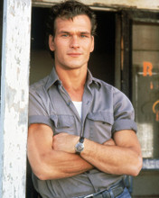 This is an image of Prints & Posters of Patrick Swayze 298813