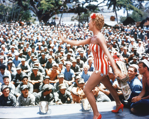 This is an image of Prints & Posters of Mitzi Gaynor 298818