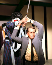 This is an image of Prints & Posters of Patrick McGoohan 298950