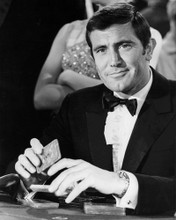 This is an image of Prints & Posters of George Lazenby 103294
