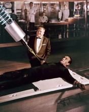 This is an image of Prints & Posters of Goldfinger 299321
