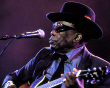 This is an image of Prints & Posters of Johnny Lee Hooker 299564