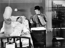 This is an image of Prints & Posters of Laurel and Hardy 103677