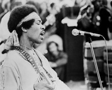 This is an image of Prints & Posters of Jimi Hendrix 103733