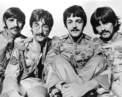 This is an image of Prints & Posters of The Beatles 103749