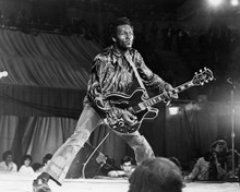 This is an image of Prints & Posters of Chuck Berry 103770