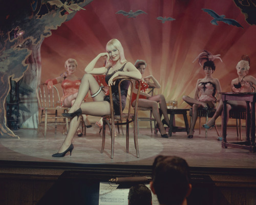 This is an image of Prints & Posters of May Britt 299749