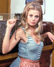 This is an image of Prints & Posters of Britt Ekland 299660