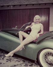 This is an image of Prints & Posters of Mamie Van Doren 201091