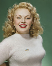 This is an image of Prints & Posters of June Haver 201073