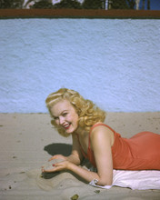 This is an image of Prints & Posters of June Haver 201076