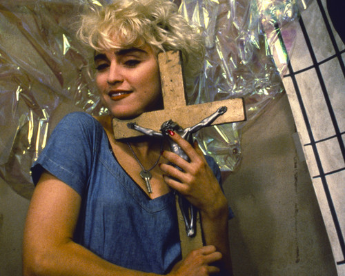 This is an image of Prints & Posters of Madonna 299937