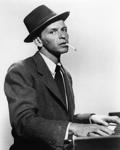 This is an image of Prints & Posters of Frank Sinatra 103993