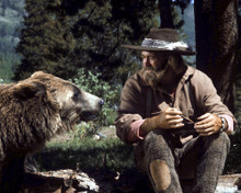 This is an image of Prints & Posters of Life and Times of Grizzly Adams 201616