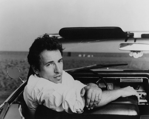 This is an image of Prints & Posters of Bruce Springsteen 104118