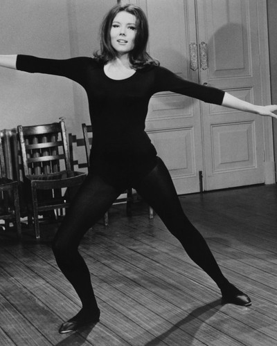 This is an image of Prints & Posters of Diana Rigg 104159