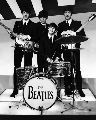 This is an image of Prints & Posters of The Beatles 104300