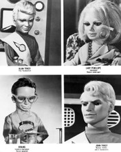 This is an image of Prints & Posters of Thunderbirds 104336