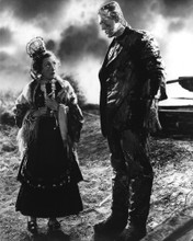This is an image of Prints & Posters of Bride of Frankenstein 104427