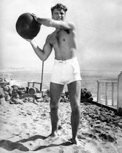 This is an image of Prints & Posters of Burt Lancaster 104377