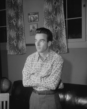 This is an image of Prints & Posters of Montgomery Clift 104461
