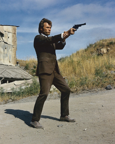 This is an image of Prints & Posters of Clint Eastwood 202013